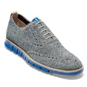 Cole Haan Zerogrand Stitchlite Oxford Sneaker 10